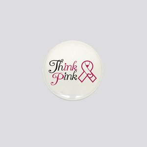 ThinkPink Mini Button